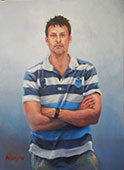 'LAURIE DALEY' by Jan Willaiamson