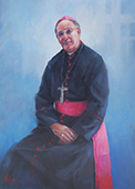 Emeritus Bishop Morris by Jan Williamson
